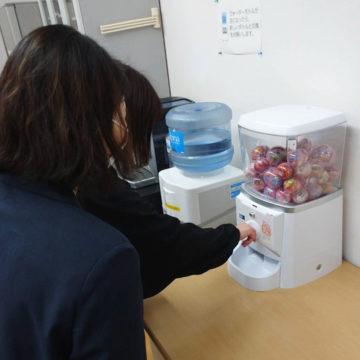 大阪府大阪市 J社(従業員数約33名)のエコポン導入事例